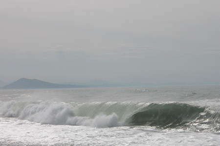 Anglet, Pays Basque, France'