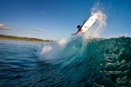 Christobal de Col, Red Bull Mentawai Surf Trip'