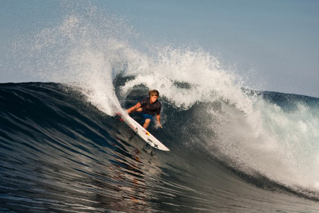 Conner Coffin, Red Bull Mentawai Surf Trip