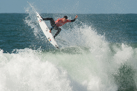 Jordy Smith - Rip Curl Pro Search San Francisco 2011
