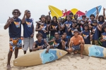 Team - Red Bull Ride My Wave - Madiha Beach, Matara, Sri Lanka