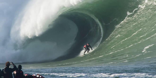 Ollie O'Flaherty - Mullaghmore - Swell Hercules - 6 janvier 2013'